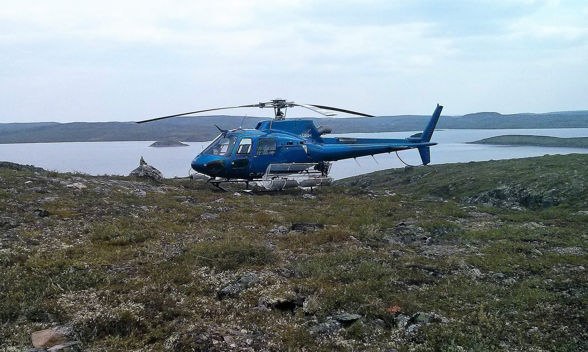 9333 Helicopter Leasing Ltd